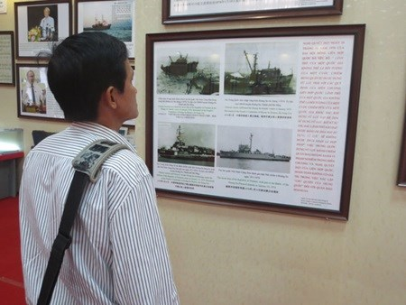 Vietnam photo exhibition hosted in Germany hinh anh 1