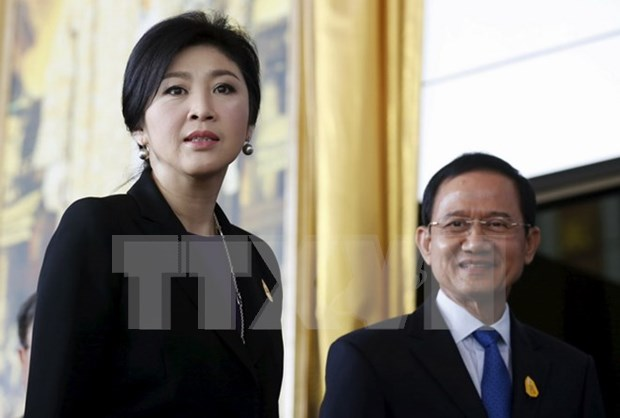 Thai Court drops Yingluck's petition hinh anh 1