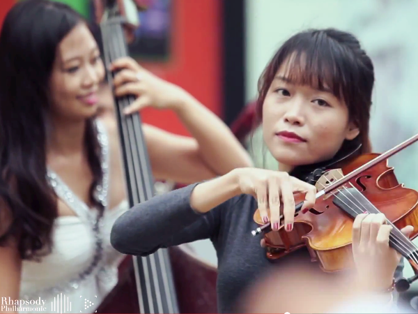 Monsoon sponsorship fosters traditional chamber music hinh anh 1