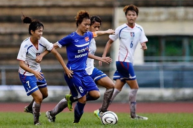 HCM City to hold international women's football event hinh anh 1