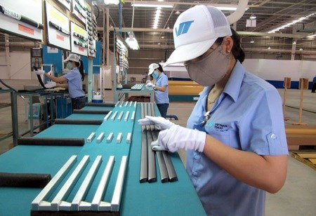 HCM City opens huge factory building hinh anh 1