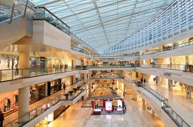 Laos issues new regulation on operating shopping malls hinh anh 1