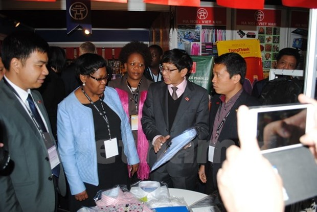 Vietnam offers gateway for Middle East, Africa goods hinh anh 1