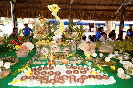Cake festival celebrated in Can Tho hinh anh 1