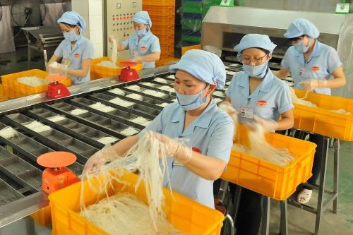 Conference seeks to develop national food brand name hinh anh 1