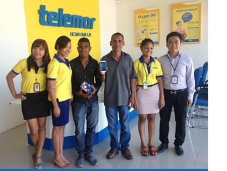 Viettel's Timor-Leste unit awarded hinh anh 1
