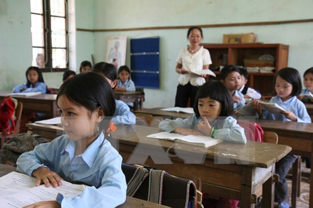 Thanh Hoa improves remote educational infrastructure hinh anh 1