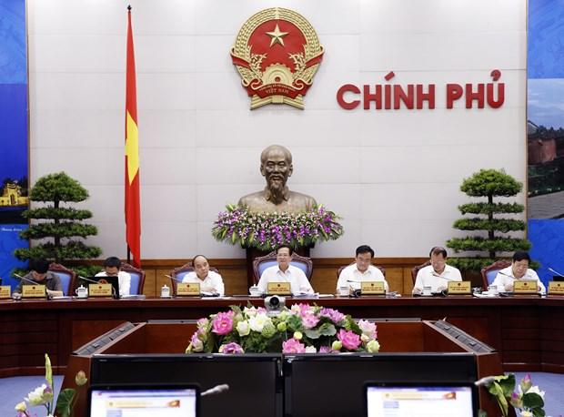 Progress seen in almost socio-economic aspects: PM hinh anh 1
