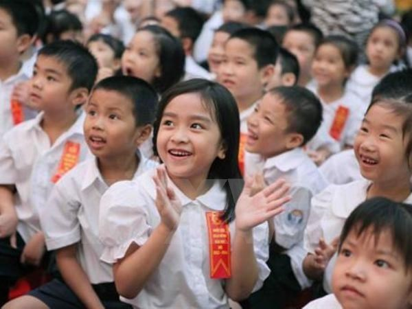 Hanoi primary pupils educated on money management hinh anh 1