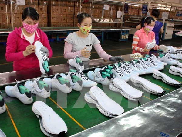Dong Nai posts record-high footwear export hinh anh 1