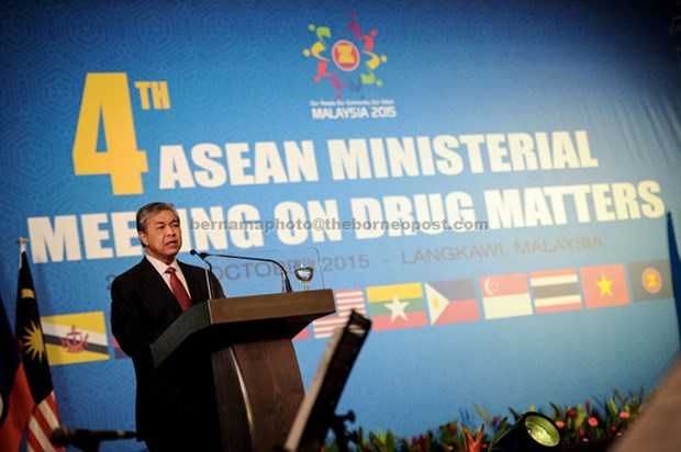 ASEAN fails to obtain drug-free region goal hinh anh 1
