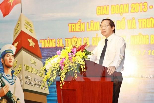 Hoang Sa, Truong Sa exhibitions reviewed hinh anh 1