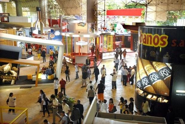 Vietnam attends Cuba's international trade fair hinh anh 1