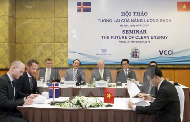 Vietnam keen on cooperating with Iceland in clean energy hinh anh 1
