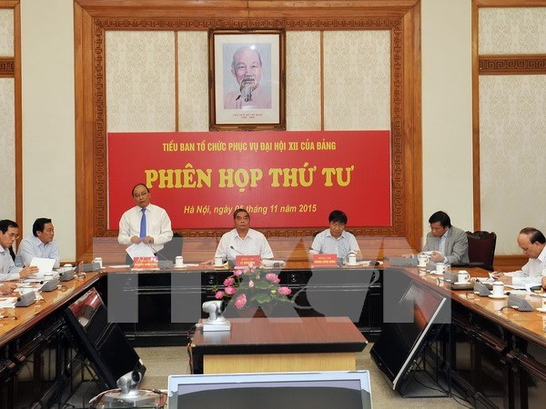 Preparations for upcoming 12th National Party Congress reviewed hinh anh 1