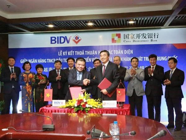 BIDV borrows 200 mln USD from China's development bank hinh anh 1