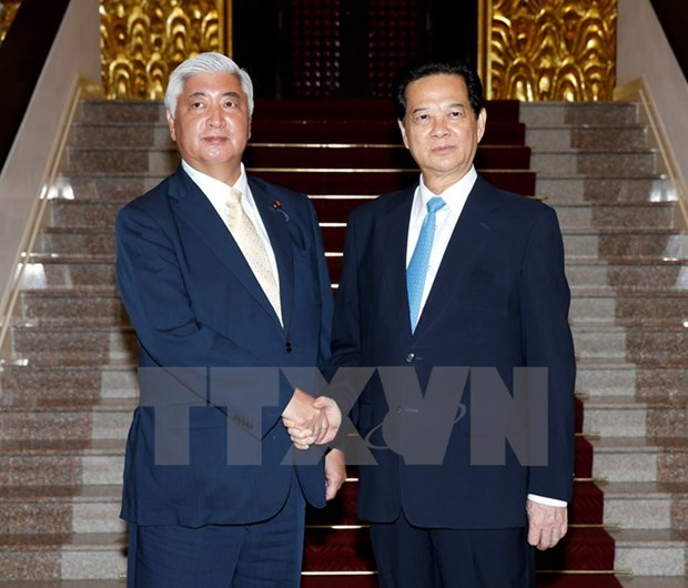 Vietnam aspires to deepen comprehensive ties with Japan: PM hinh anh 1