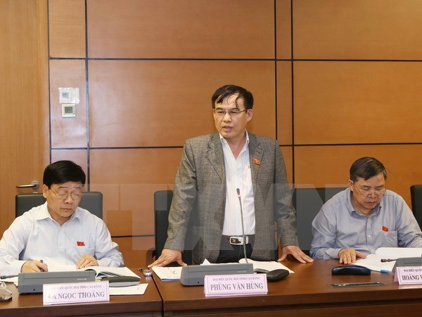 Legislators look into bailiff, custody and detention regulations hinh anh 1