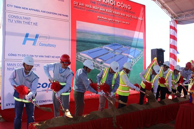 New Far Eastern Apparel builds second factory in Vietnam hinh anh 1