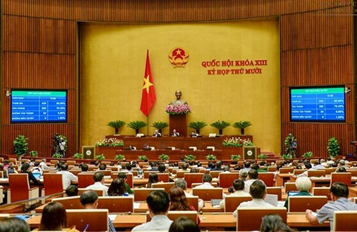Draft resolution on 2016 State budget estimates passed hinh anh 1