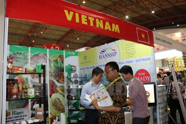 Vietnam attends leading SEA food showcase in Indonesia hinh anh 1