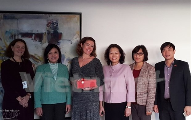 Vietnam, Norway cooperate in vocational training, business development hinh anh 1