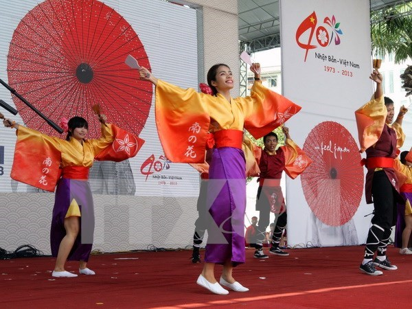 Ho Chi Minh City leader welcomes Japanese guest hinh anh 1