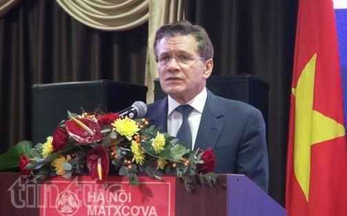 Vietnam-Russia trade to thrive hinh anh 1