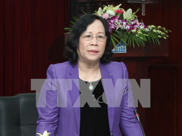 Labour minister admits to slow progress of quality vocational training hinh anh 1