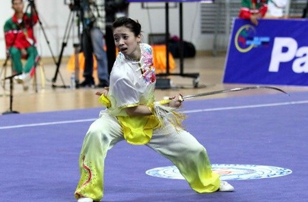 Vi takes silver, bronze at wushu champs hinh anh 1