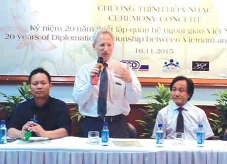 Concert celebrates Vietnam-US relations hinh anh 1