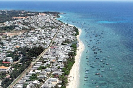 Vietnam vows to step up integrated coastal management hinh anh 1