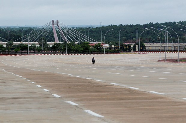 Myanmar announces master plan on road network construction hinh anh 1