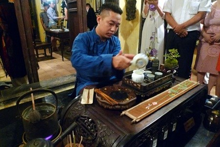Local tea traditions honoured hinh anh 1