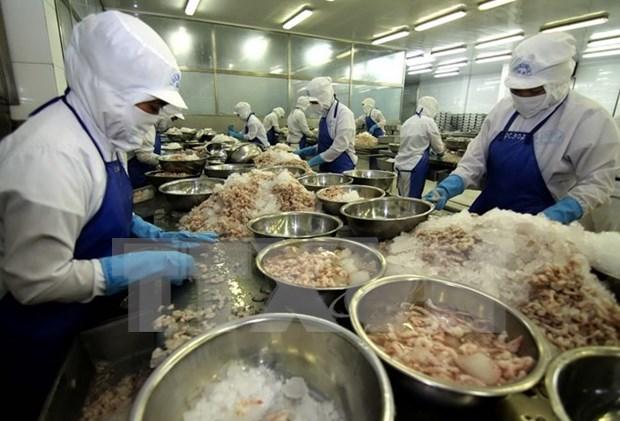 Vietnam expands agro-fisheries market via Singapore hinh anh 1