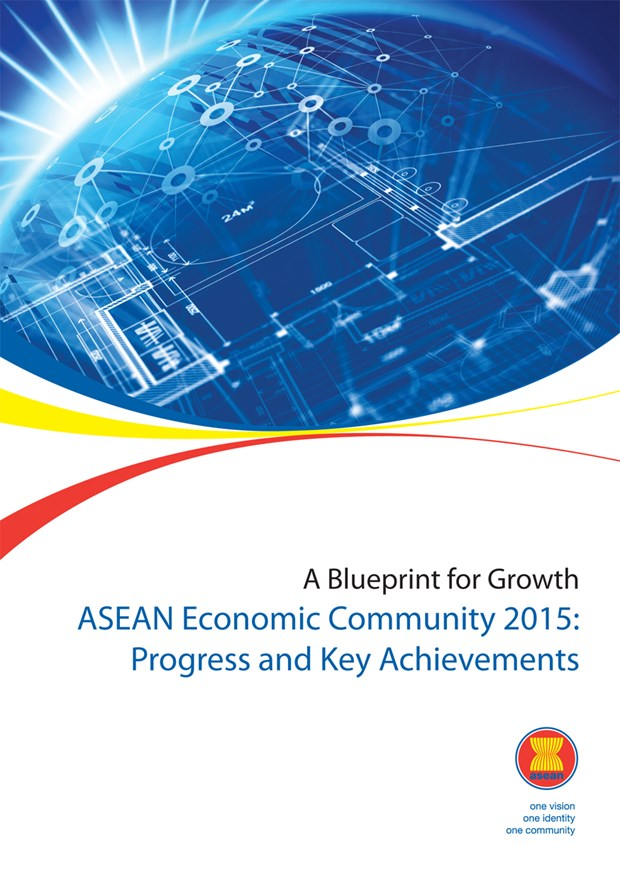 ASEAN releases publication on economic community hinh anh 1