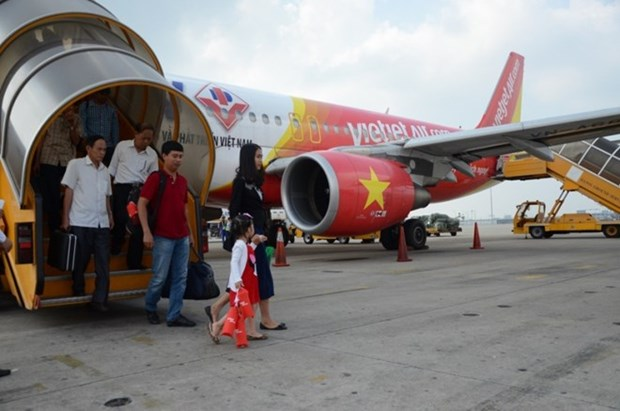 Vietjet inaugurates HCM City-Seoul flight hinh anh 1