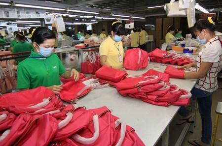 Bag, hat, wallet exports at 2.8 billion USD hinh anh 1