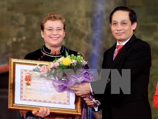UNESCO's 70th founding anniversary marked in Hanoi hinh anh 1