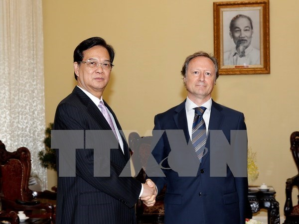 Vietnam, EU to officially conclude FTA talks next week: PM hinh anh 1