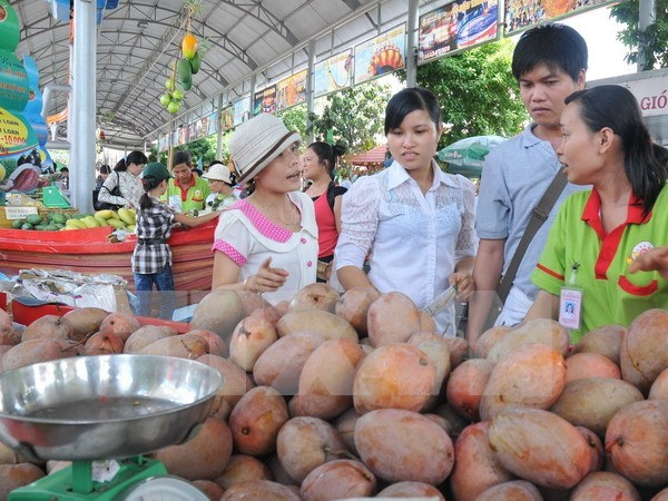 Five key fruits developed in southern region hinh anh 1