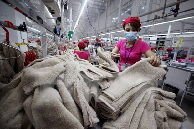 Garment & textile exports to hit 27.5 bln USD hinh anh 1