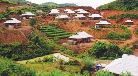 Tuyen Quang: Over 7.2 trillion VND for new rural area building hinh anh 1