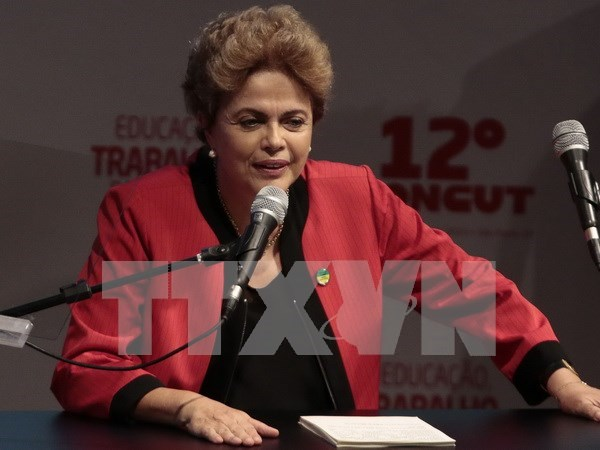 Brazilian President to pay official visit to Vietnam hinh anh 1