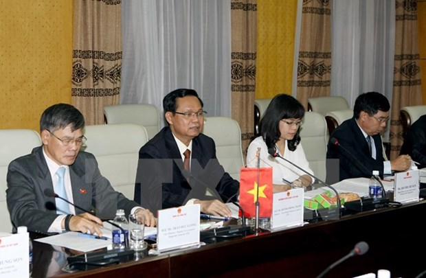 Vietnam attends Asian ombudsman conference in Pakistan hinh anh 1