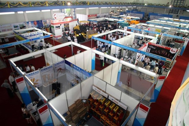 International expos promote industrial products hinh anh 1
