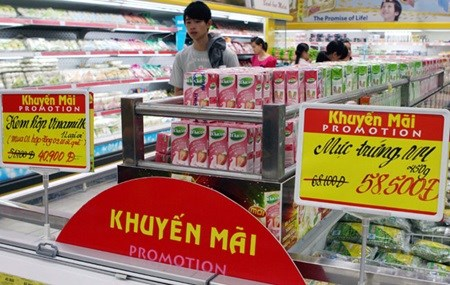 Stable growth continues in retail hinh anh 1