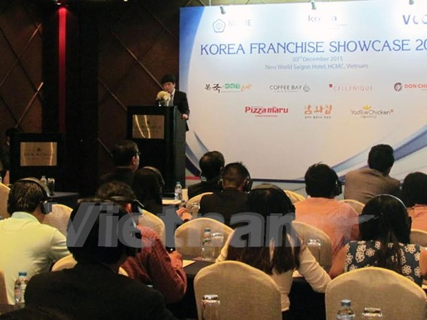 Catering named most franchised business in Vietnam hinh anh 1