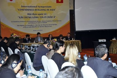 Workshop promotes trust building among Asian countries hinh anh 1