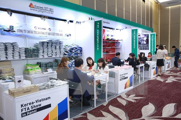 FTA gives incentives for Vietnam-RoK business cooperation hinh anh 1